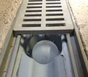 Trenchlock Trench Drain Inserts By Basement Systems